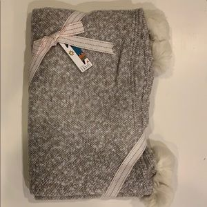 NWT Nordstrom at Home throw